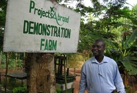 Volunteer in Ghana: Agriculture & Farming