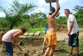 Jedź na wolontariat za granicą z budownictwa