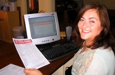 The Journalism project supervisor in Bolivia, South America.