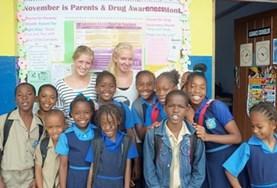 Volunteer Jamajka