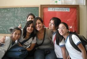 Volunteer Argentyna