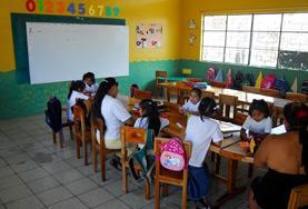 Volunteer Ekwador