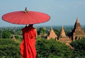 Volunteer Birma