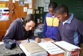 Volunteer Republika Poludniowej Afryki