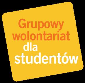 Grupowy wolontariat dla studentów