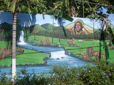 Care center in Jamaica where Care volunteers work