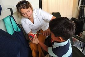 Volunteer Boliwia