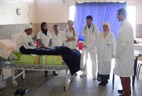 Volunteer Maroko