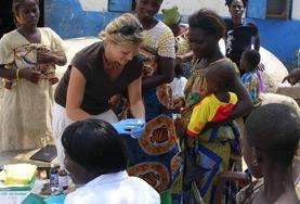 Volunteer Zdrowie publiczne