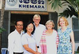 Volunteer Kambodza