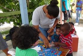 Volunteer Belize