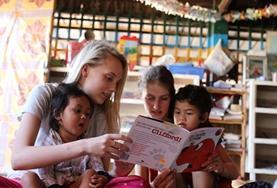 Volunteer Kambodża