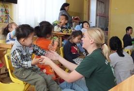 Volunteer Mongolia