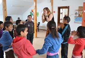 Volunteer Rumunia