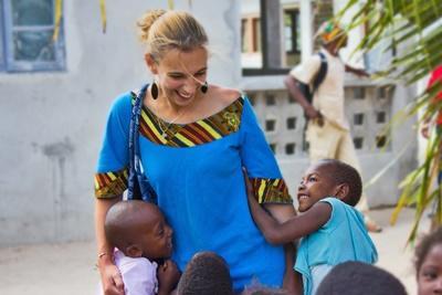 Wolontariat za granicą z dziećmi w Afryce