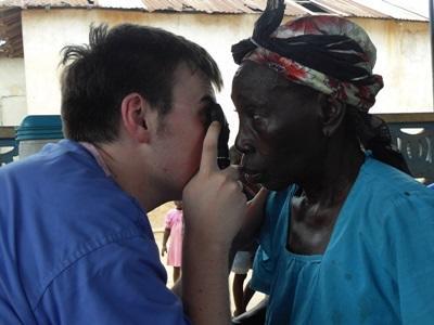 Praktyka medyczna za granicą w Ghanie