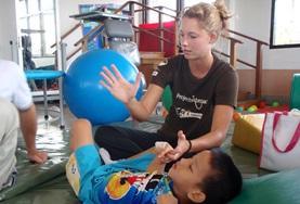 Volunteer Praktyki dla studentów<br /> Fizjoterapii