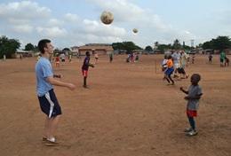 Volunteer Piłka nożna