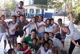 Volunteer Wychowanie poprzez sport