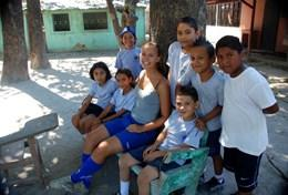 Volunteer Kostaryka