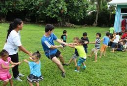 Volunteer Samoa