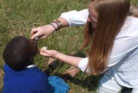 Volunteer Kenia