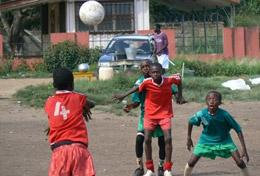 Volunteer in Ghana for High School: Sports