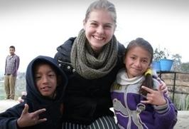 Volunteer Opieka nad dziećmi