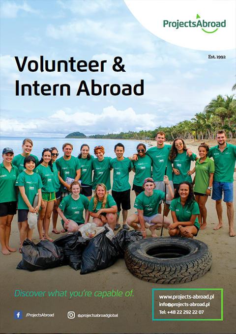 Wolontariaty & Staże za granicą