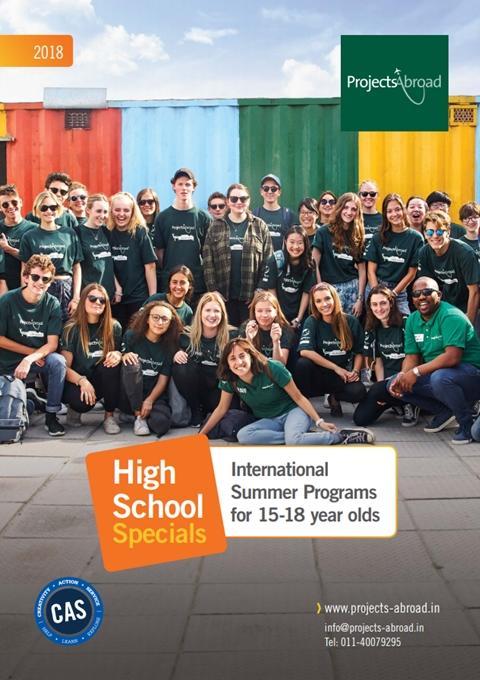Wolontariaty grupowe dla młodzieży 15-18 lat